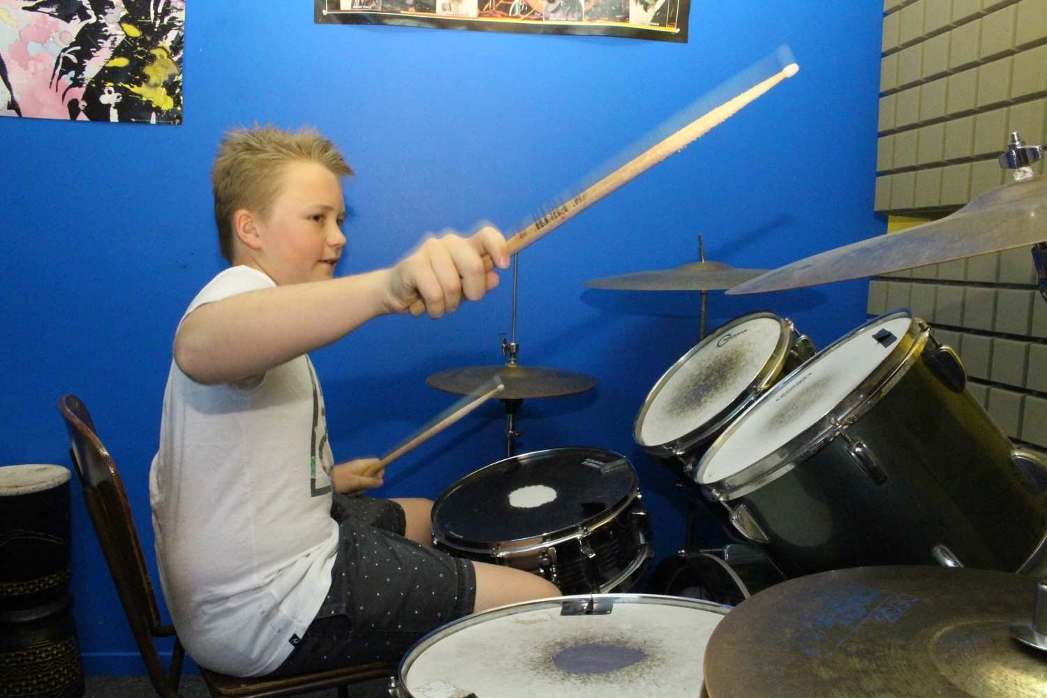 Joe - Drum Lessons